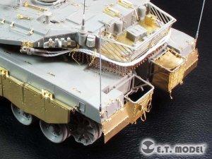 Israel Merkava Mk.3D Tank Basic  (Vista 3)