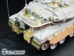 Israel Merkava Mk.3D Tank Basic  (Vista 4)