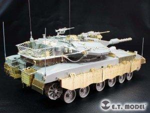 Israel Merkava Mk.3D Tank Basic  (Vista 5)