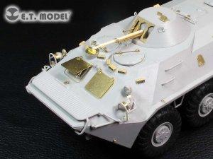 Russian BTR-70 APC  (Vista 4)