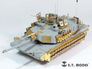 Modern US ARMY M1A2 SEP TUSK II MBT  (Vista 1)