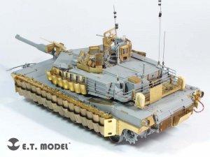 Modern US ARMY M1A2 SEP TUSK II MBT  (Vista 2)