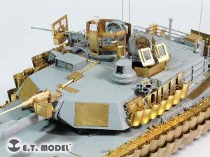 Modern US ARMY M1A2 SEP TUSK II MBT  (Vista 3)