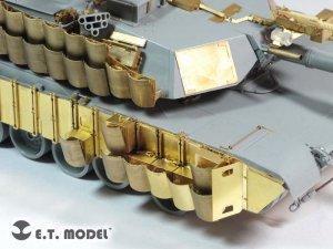 Modern US ARMY M1A2 SEP TUSK II MBT  (Vista 4)