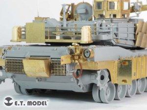 Modern US ARMY M1A2 SEP TUSK II MBT  (Vista 5)