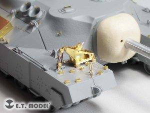US ARMY T28 Super Heavy Tank  (Vista 4)