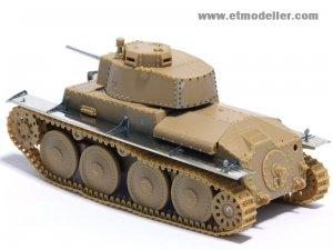 German Pz.Kpfw.38(t) Ausf.B/E/F/G Fender  (Vista 1)