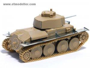 German Pz.Kpfw.38(t) Ausf.B/E/F/G Fender  (Vista 2)