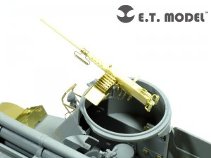 US ARMY M2HB MG w/50 Rounds Ammunition C  (Vista 2)