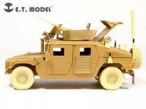 US ARMY HUMVEE Weighted Road Wheels  (Vista 1)