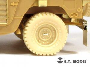 US ARMY HUMVEE Weighted Road Wheels  (Vista 3)