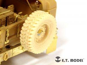 US ARMY HUMVEE Weighted Road Wheels  (Vista 4)