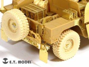 US ARMY HUMVEE Weighted Road Wheels  (Vista 5)