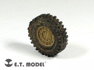 US ARMY HUMVEE All-Terrain Wheels  (Vista 2)