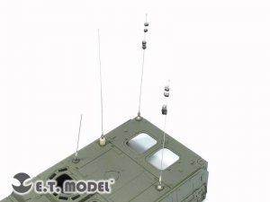 NATO Vehicles Common Antennas set  (Vista 2)