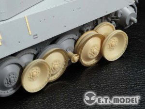 Demeged Road Wheels for Panther A/G Vers  (Vista 1)