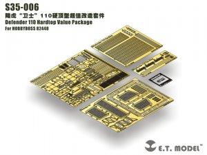 Defender 110 Hardtop Value Package  (Vista 6)