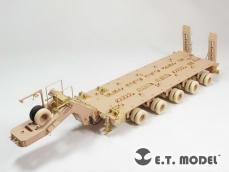 U.S. M1000 Heavy Equipment Trailer - Ref.: ETMO-E35133