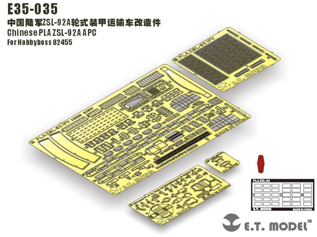 Chinese PLA ZSL-92A APC (Vista 2)