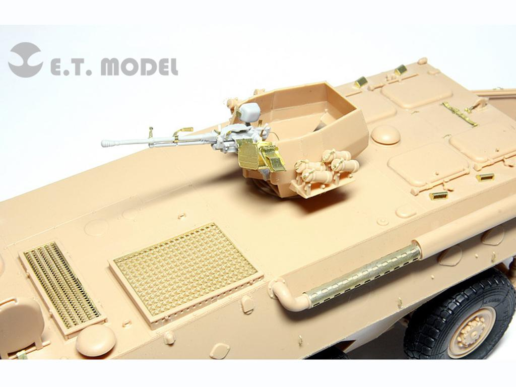 Chinese PLA ZSL-92A APC (Vista 5)