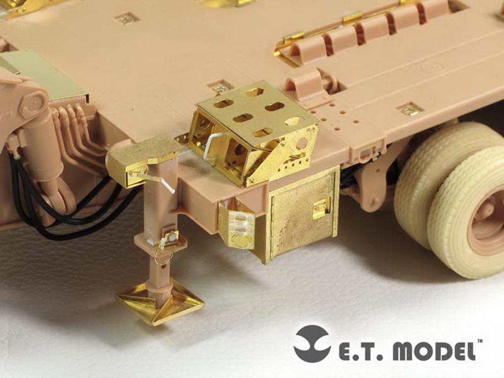 U.S. M1000 Heavy Equipment Trailer (Vista 3)