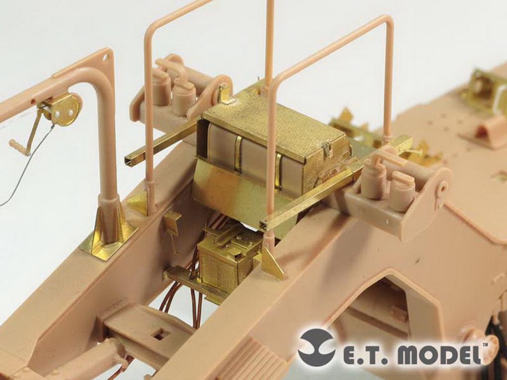 U.S. M1000 Heavy Equipment Trailer (Vista 6)