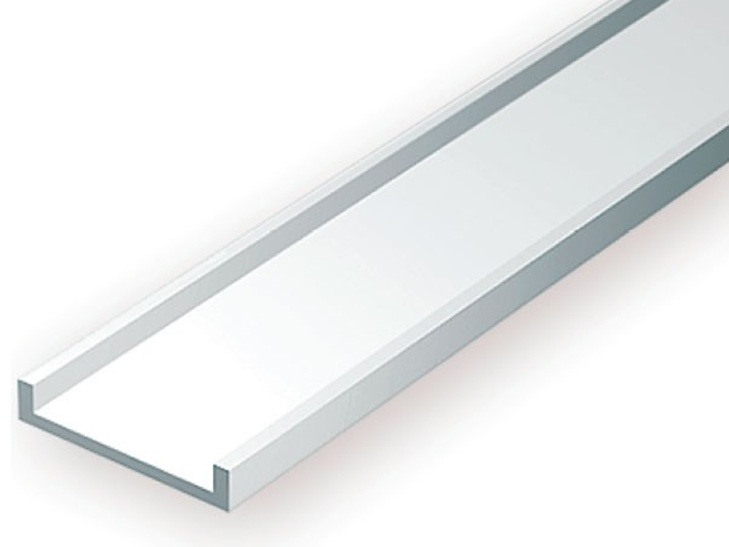 Angulo U 4,8 x 1,60 mm 3 Unidades 35 cm  (Vista 1)