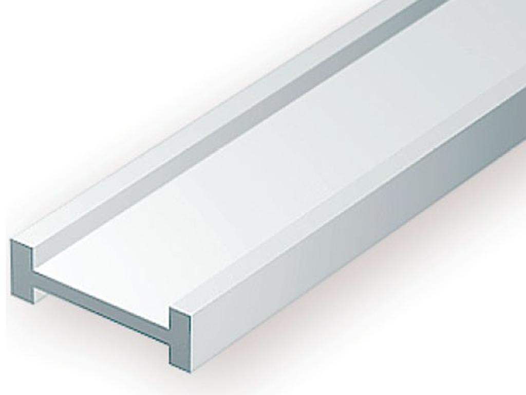 Perfil I 1,5 x 1,2 mm 4 Unidades 35 cm  (Vista 1)
