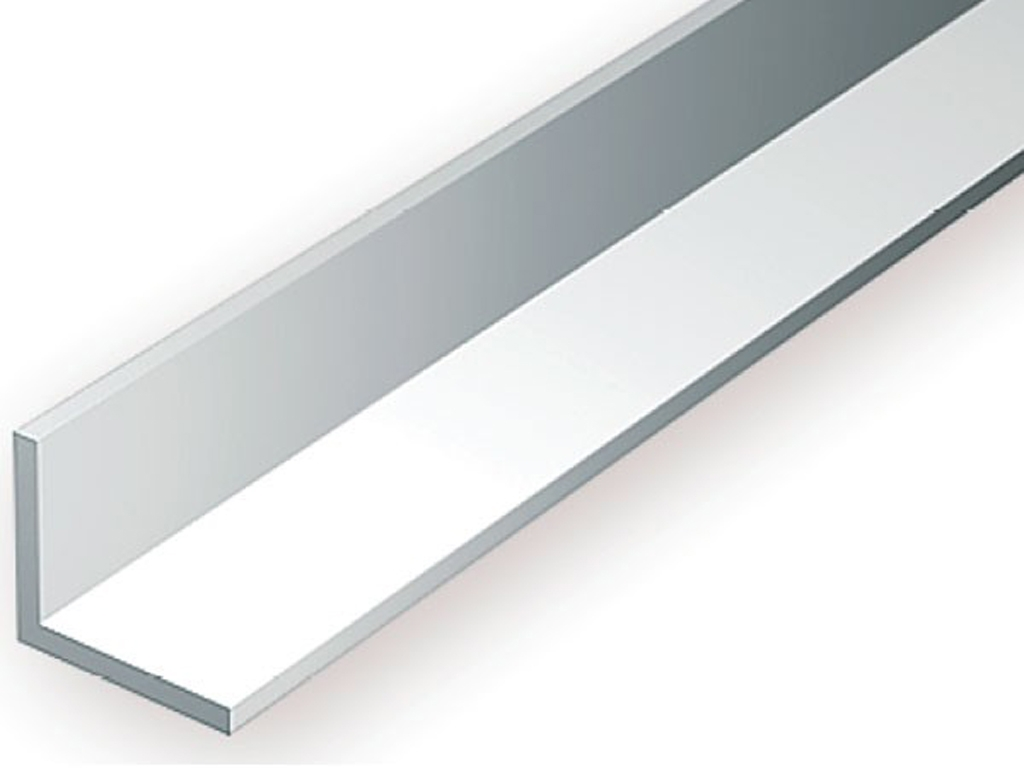 Angulo L 2,0 x 2,0 mm 4 Unidades 35 cm  (Vista 1)
