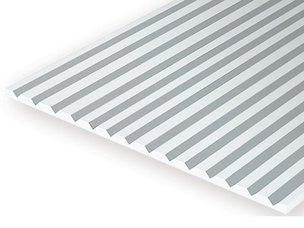 Hoja V 15x30cm 1mm espa. 2,5mm  (Vista 1)