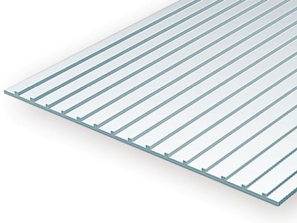 Seam Roof 15x30cm 1mm sp 9,5mm  (Vista 1)
