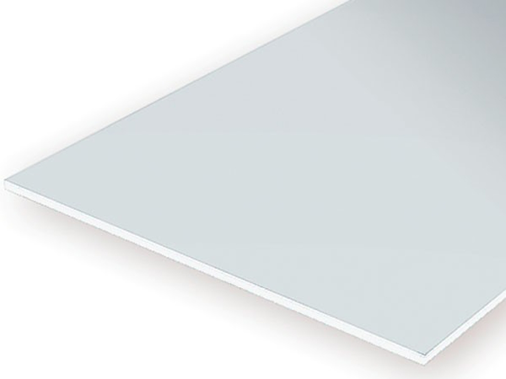 Hoja Lisa 15x30cm 2,5mm 1ud  (Vista 1)