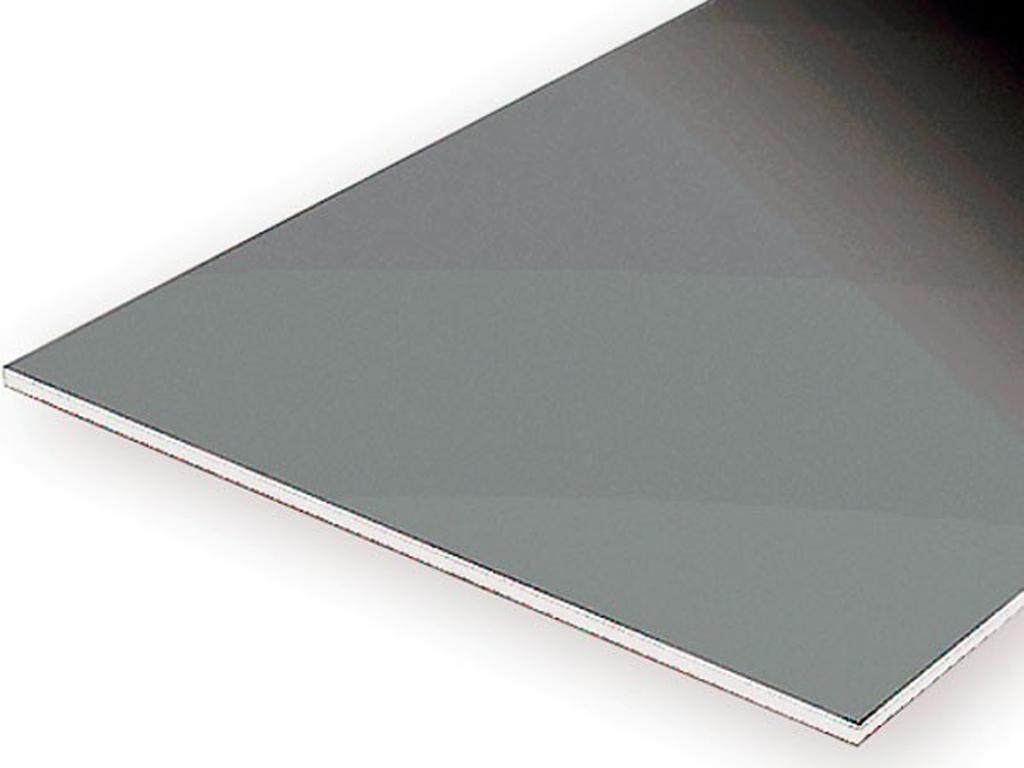 Hojas Negro 15x30x0,025cm 4uds  (Vista 1)