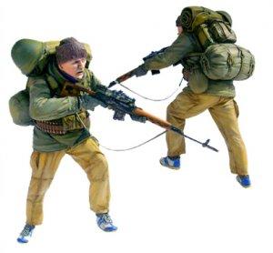 Francotirador Sovietico Afghanistan  (Vista 2)