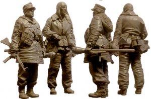 Alemanes SS 1944-45  (Vista 3)