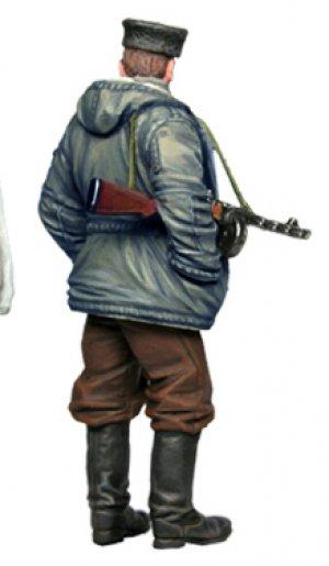 Guerrillero Sovietico  (Vista 3)