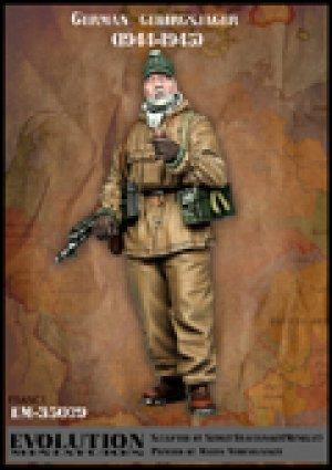 Soldado Aleman 1944  (Vista 1)