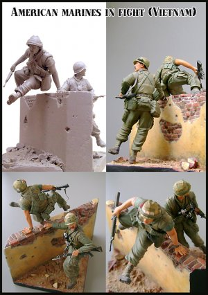 Marines Americanos  (Vista 2)