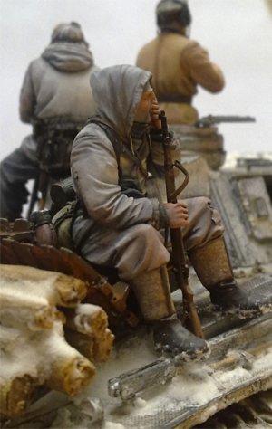 German Panzergrenadiers  (Vista 3)