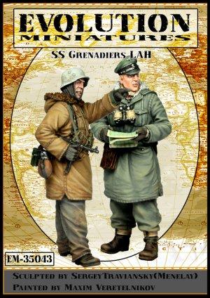 SS Grenadiers LAH  (Vista 1)