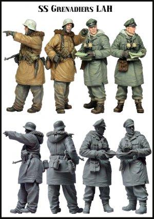 SS Grenadiers LAH  (Vista 5)