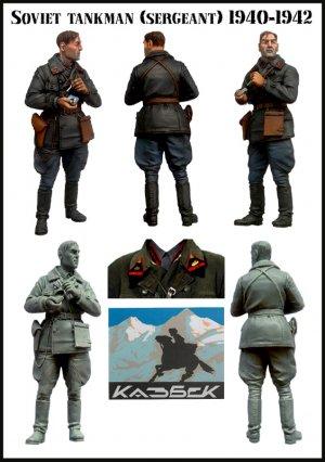 Soviet tankman   (Vista 2)