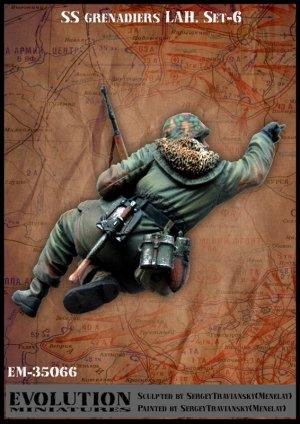 SS grenadiers LAH WW2  (Vista 1)