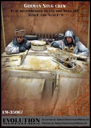 German Stug crew  (Vista 1)