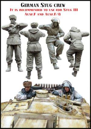 German Stug crew  (Vista 2)