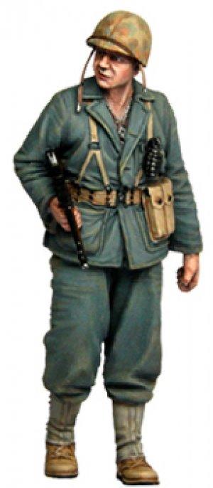 U.S. Marines WW2. Set-6  (Vista 4)