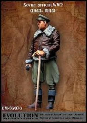 Oficial Sovietico  (Vista 1)