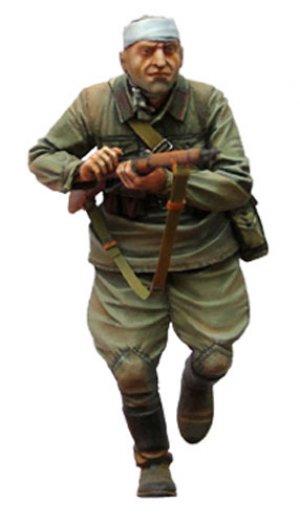 Red Army Rifleman WWW2 set-2  (Vista 3)