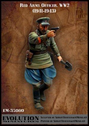 Soviet commander in fight   (Vista 1)