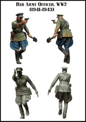 Soviet commander in fight   (Vista 2)